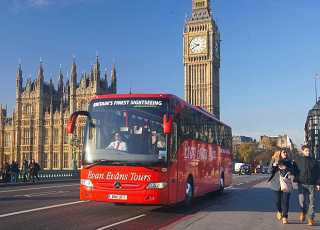 Tour Bus Parliament & Big Ben