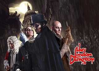 London Dungeon Famous Murderers