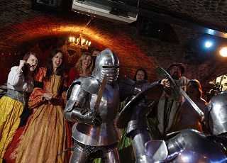 Medieval Banquet Knights Duel