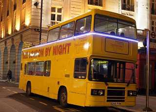 London By Night Bus Tour
