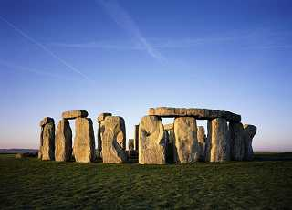 Stonehenge Long Range Shot