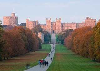 Windsor Castle Long Shot