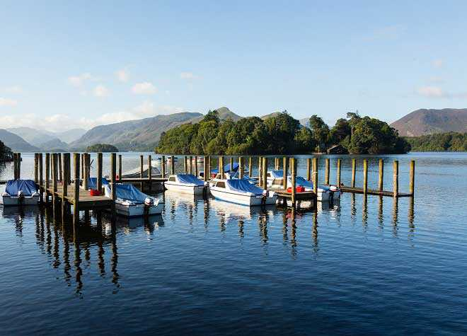 Lake District Boats