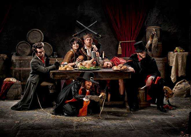 London Dungeon Historic Murderers