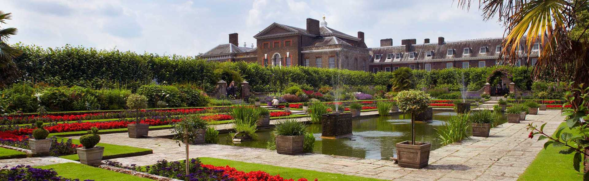 Kensington Palace Gardens Outside