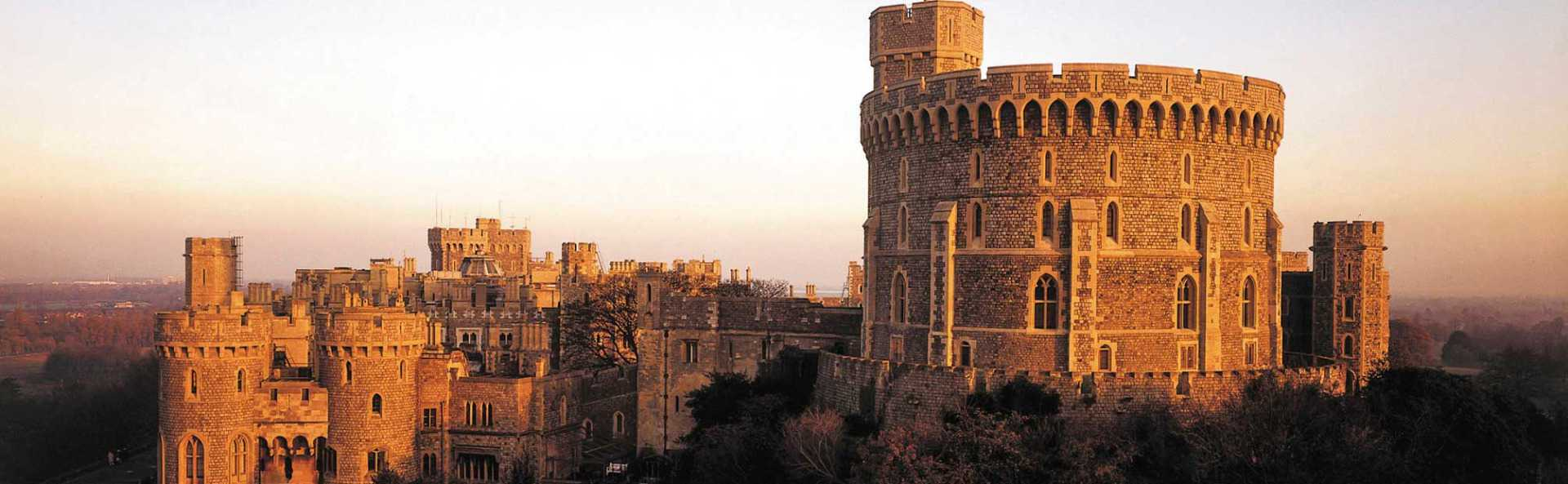 Windsor Castle Front Outside