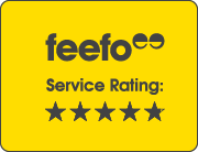 Feefo Ratings