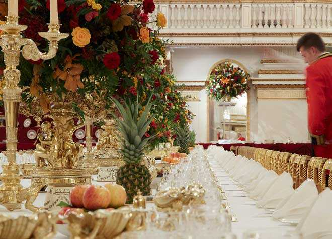 Buckingham Palace Tour State Rooms Top Attractions