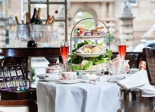 Afternoon Tea at the Rubens  Hotel