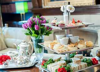 Afternoon Tea at the Milestone Hotel