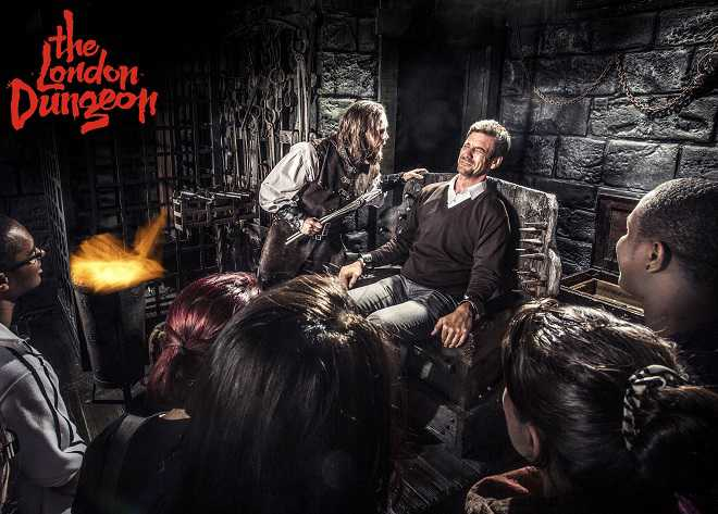 London Dungeon Tour Tickets