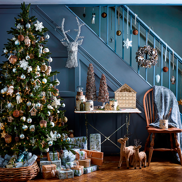 Good Home Design Ideas: Christmas Tree Decorations House Of Fraser