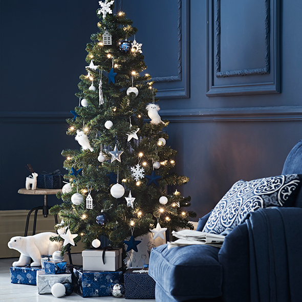 christmas tree decorating ideas christmas decorations. Black Bedroom Furniture Sets. Home Design Ideas