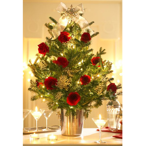 Natural Christmas Tree Decorations Christmas Countdown