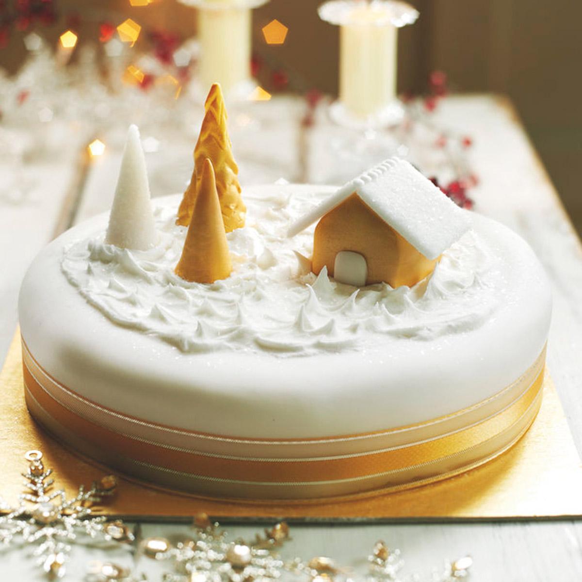 Christmas Cake Decorating Good Housekeeping : Tried and Tested Christmas Cakes 2014 - Best Christmas ...