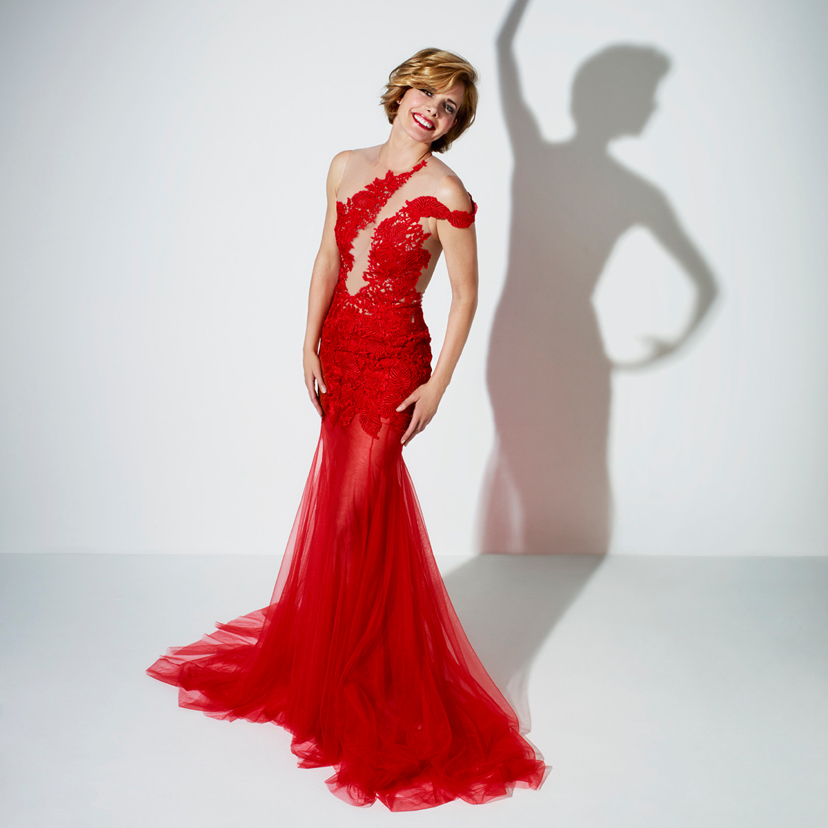 Watch Darcey Bussell Get Ready For Strictly Come Dancing