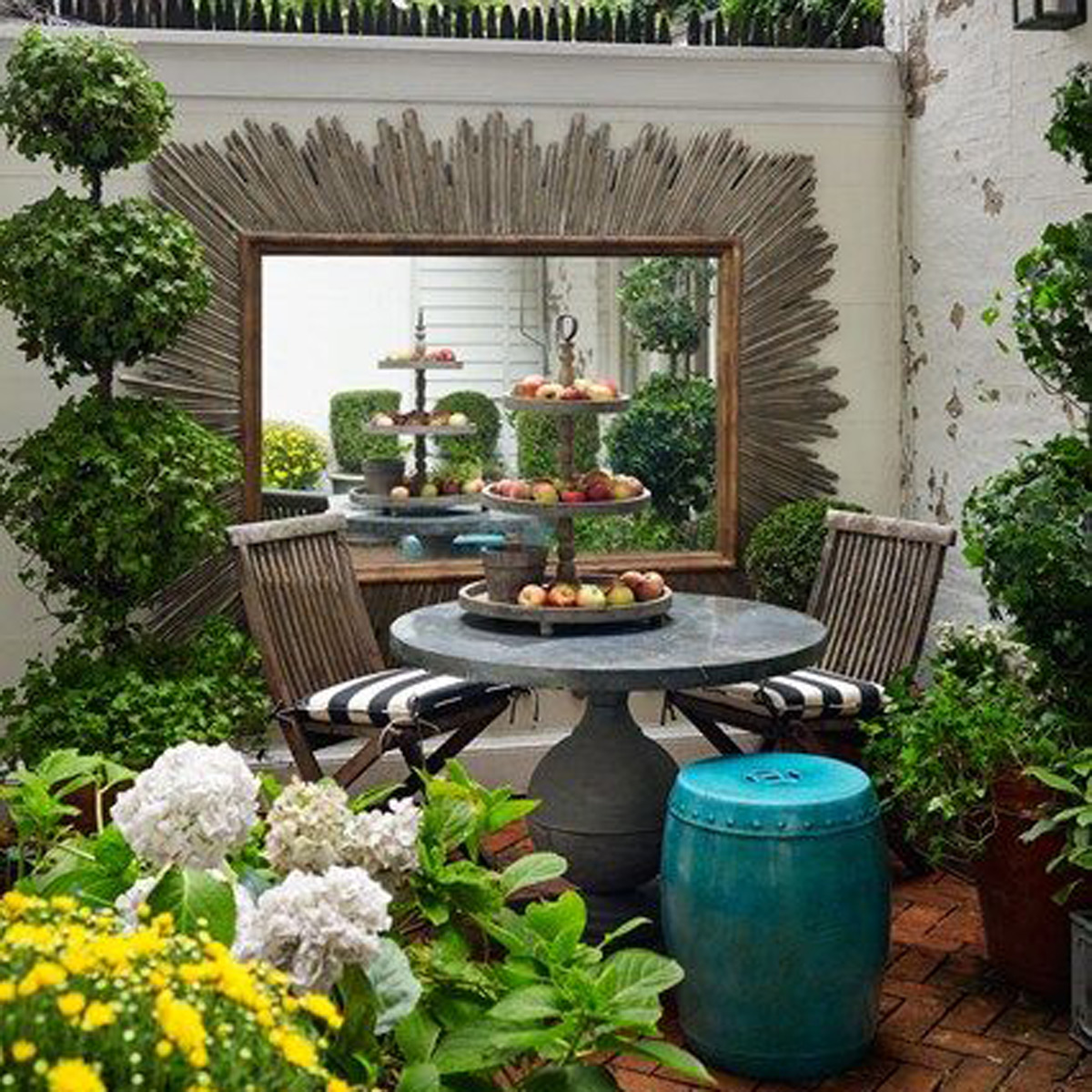 8 inspiring small garden ideas - Garden tips - Good ...