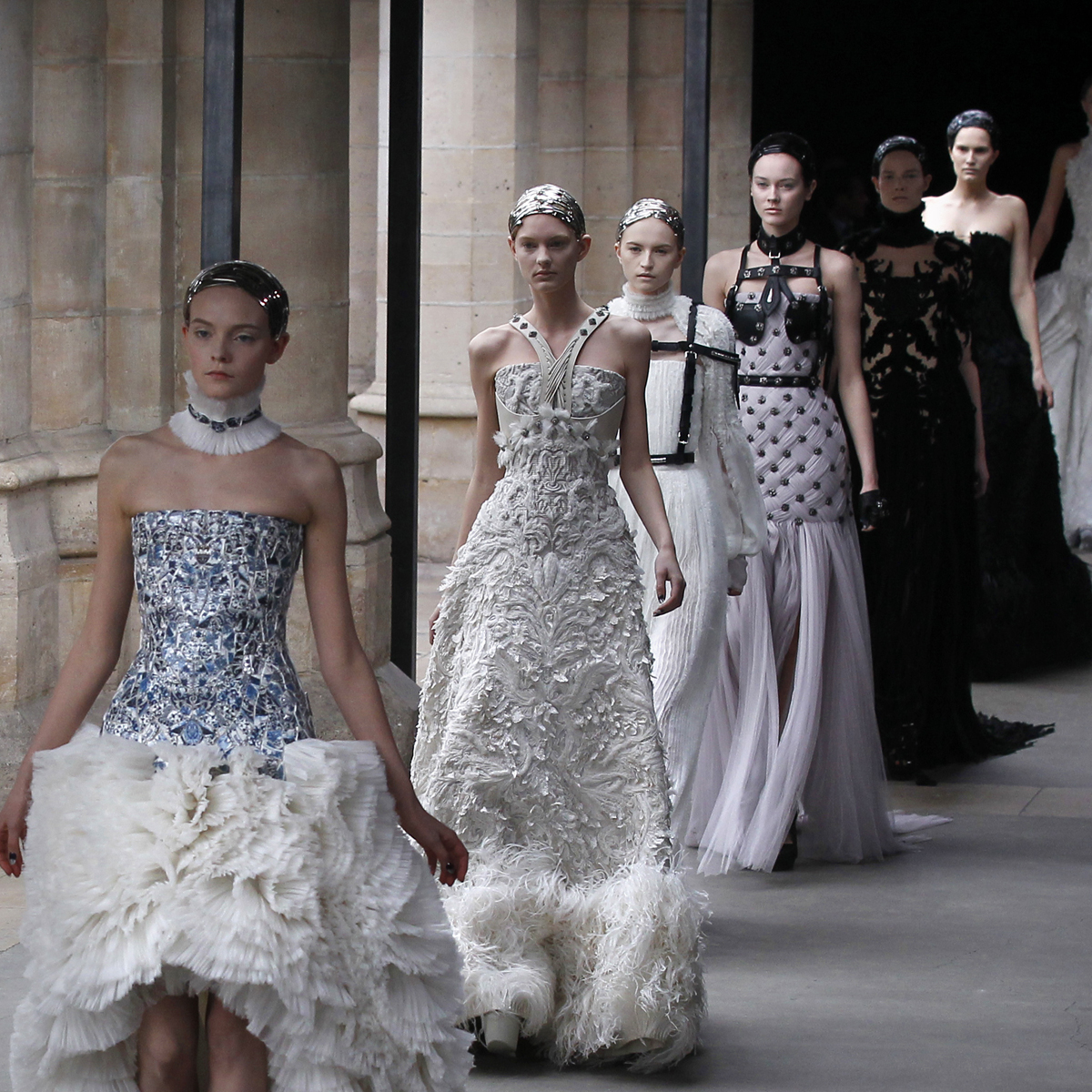 Sarah Burton Leads Costume Design At New York City Ballet