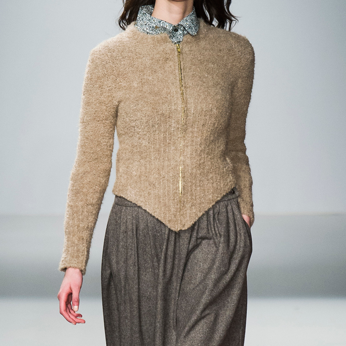 New ways to wear a cardigan this Autumn