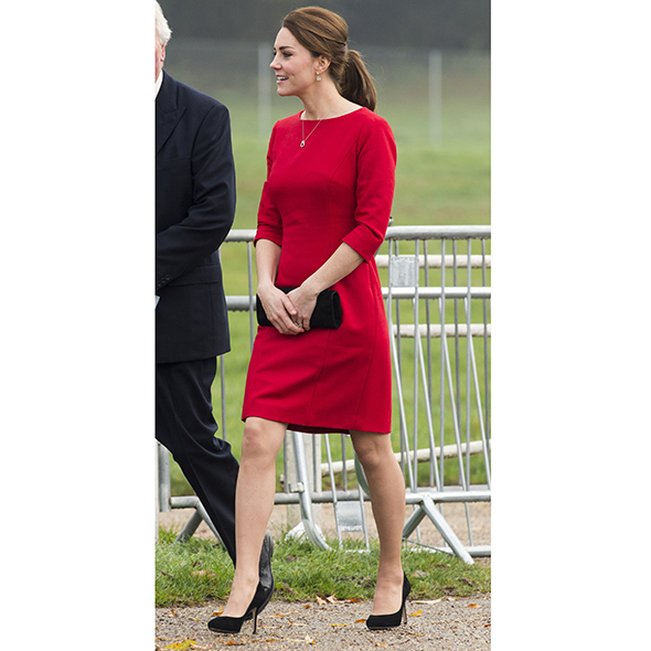 The Best Celebrity Red Dresses - Celebrity Style Inspiration - Good Housekeeping