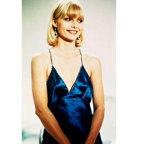 Michelle Pfeiffer Scarface Dress Michelle Pfeiffer Scarface