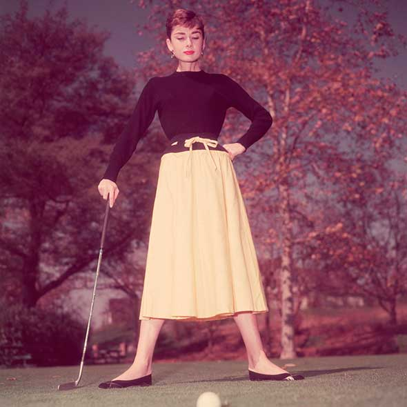 25 Perfect Audrey Hepburn Style Moments Celebrity Style Good Housekeeping