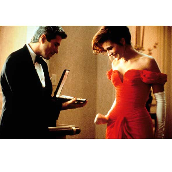 Pretty Woman Red Dress Costume 6 Pretty Woman outfits...