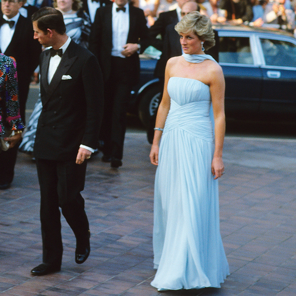 Best princess diana style moments good housekeeping
