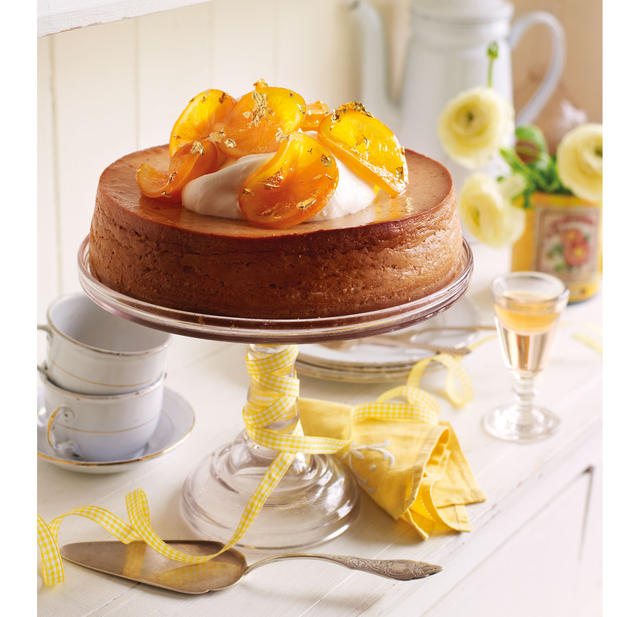 Easter cheesecake - Good Housekeeping