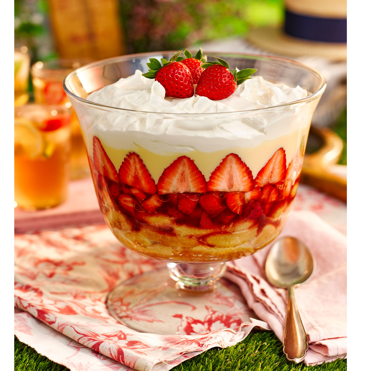 Top 10 Trifle Recipes: Pimm's Trifle Recipe