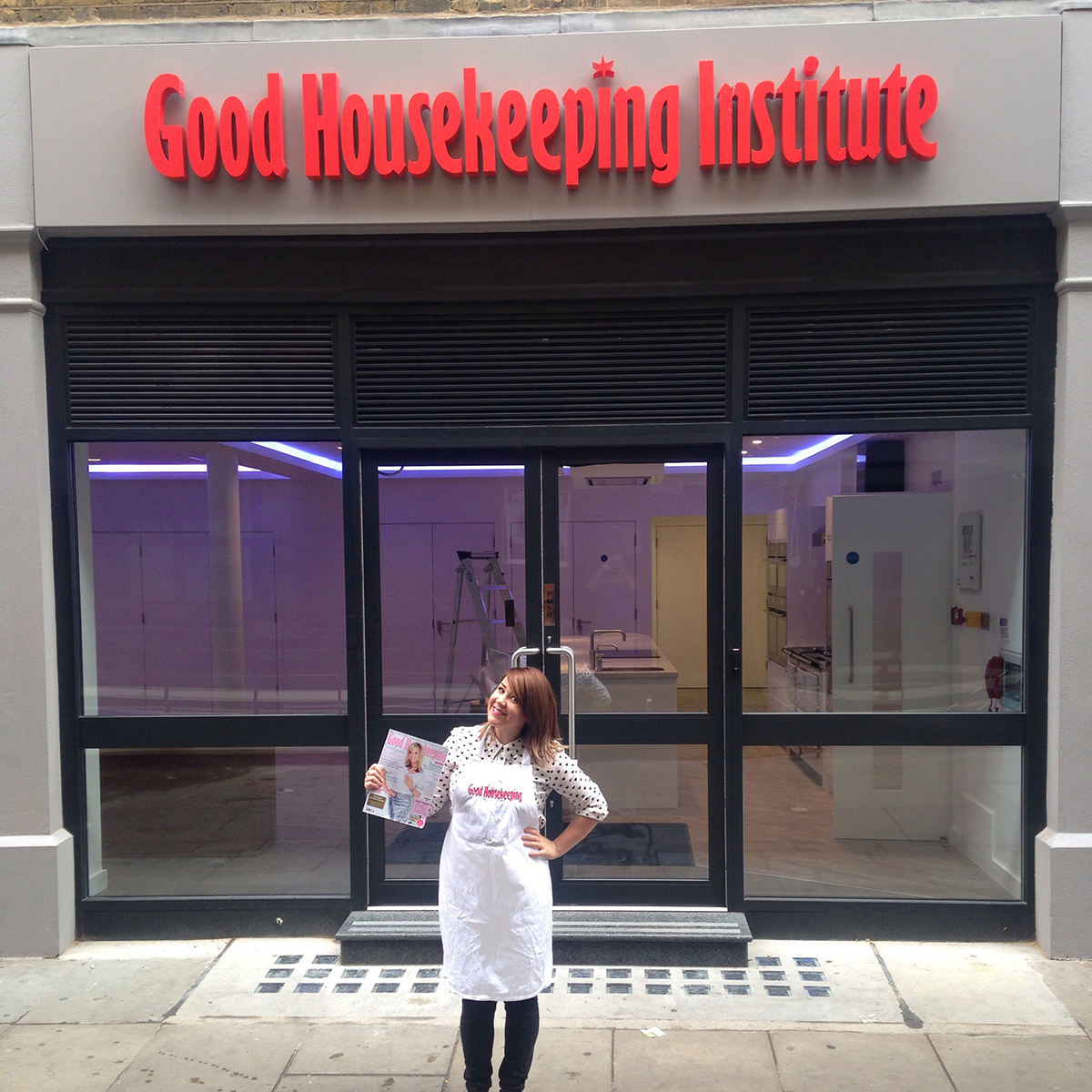 Good Housekeeping: What It's Like To Work At The GHI