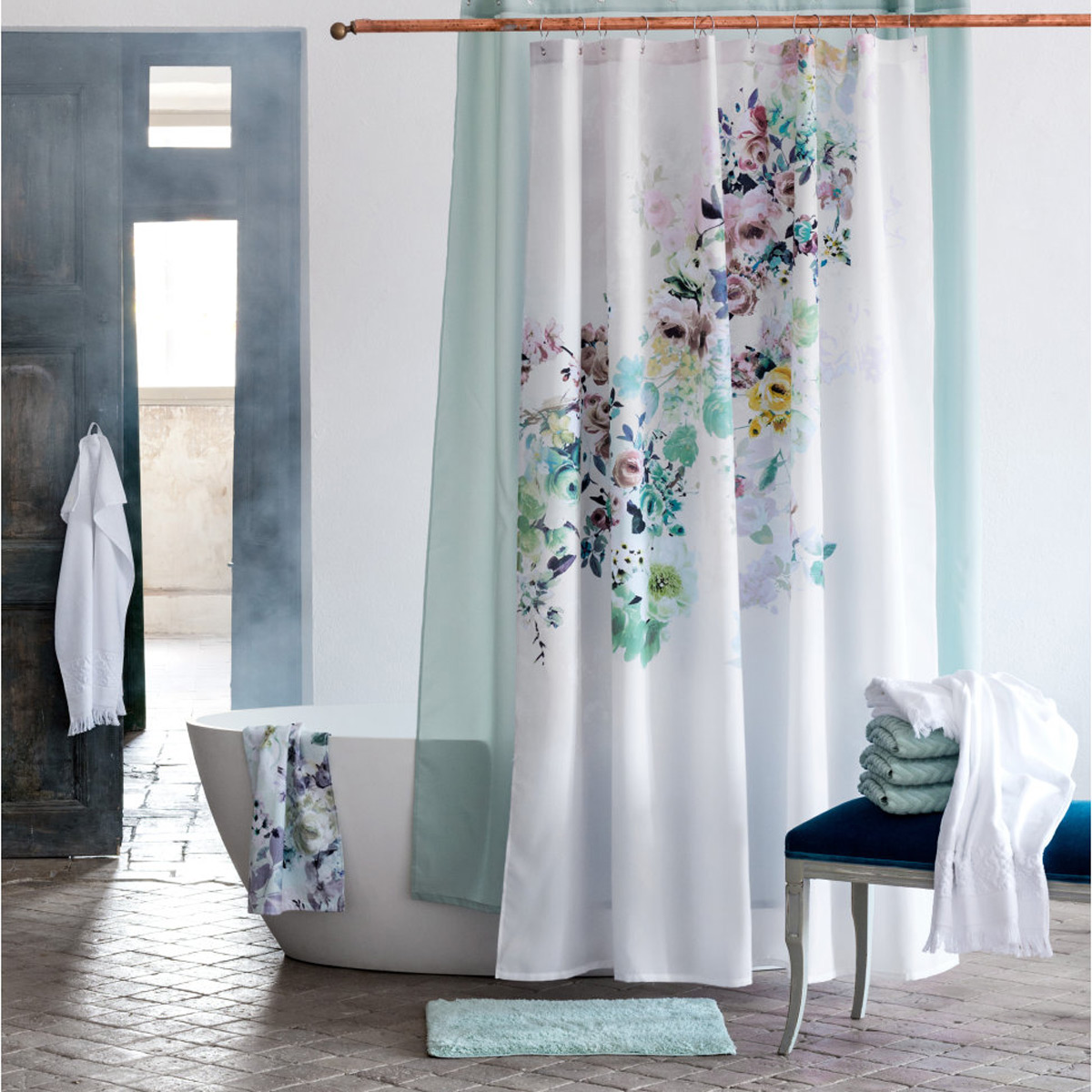 10 amazing shower rooms dream home inspiration good for How often should you change your shower curtain