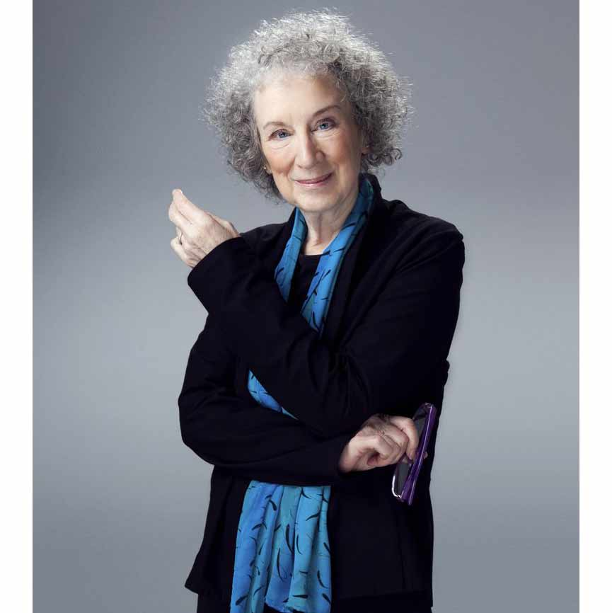 a short biography of margaret atwood Margaret eleanor atwood was born in ottawa, ontario, canada, in 1939   bluebeard's egg (1983), and especially the short stories in the remarkable  collection.