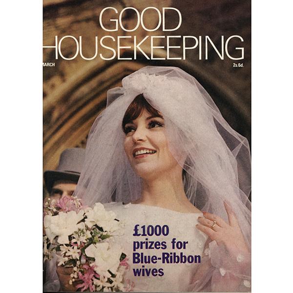 Good Housekeeping: Vintage Good Housekeeping Magazine Covers