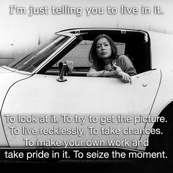 Take Pride In Your Work Quotes: Joan Didion Quotes. QuotesGram