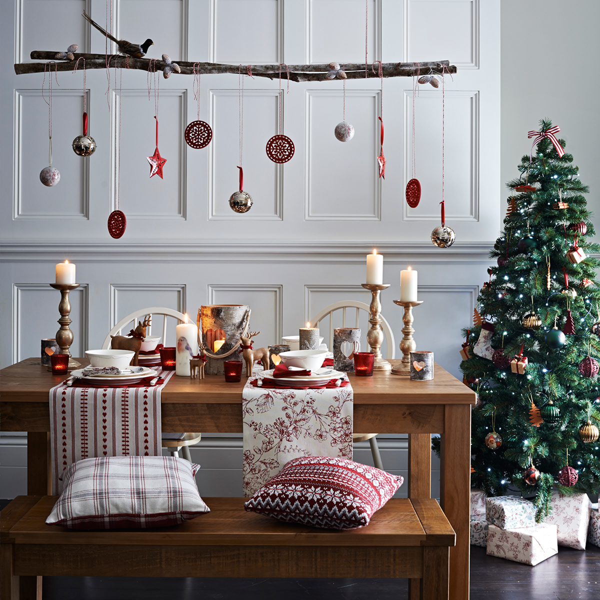 Christmas Table Decoration Ideas For Festive Dining