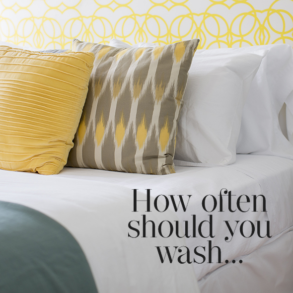 how often should you wash your pillows cleaning tips good housekeeping. Black Bedroom Furniture Sets. Home Design Ideas