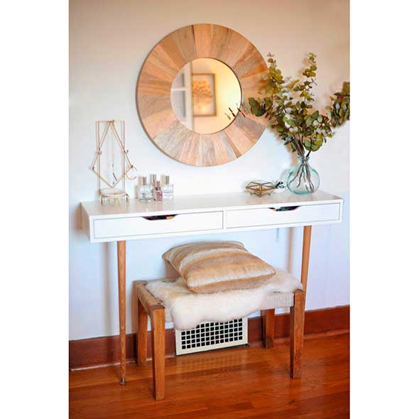 13 furniture makeovers you won 39 t believe began with ikea decoration good housekeeping. Black Bedroom Furniture Sets. Home Design Ideas
