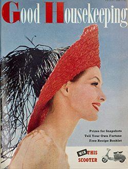 Good Housekeeping magazine, August 1960
