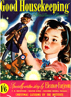 Good Housekeeping magazine, December 1941