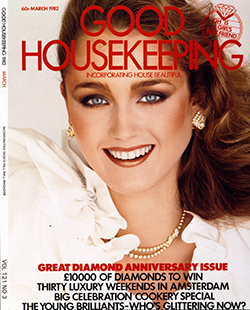 Good Housekeeping magazine, March 1980