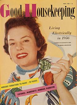 Good Housekeeping magazine, May 1956