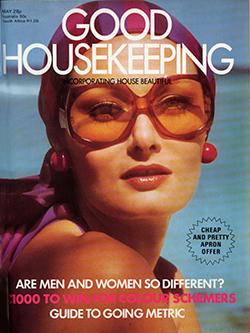 Good Housekeeping magazine, May 1975