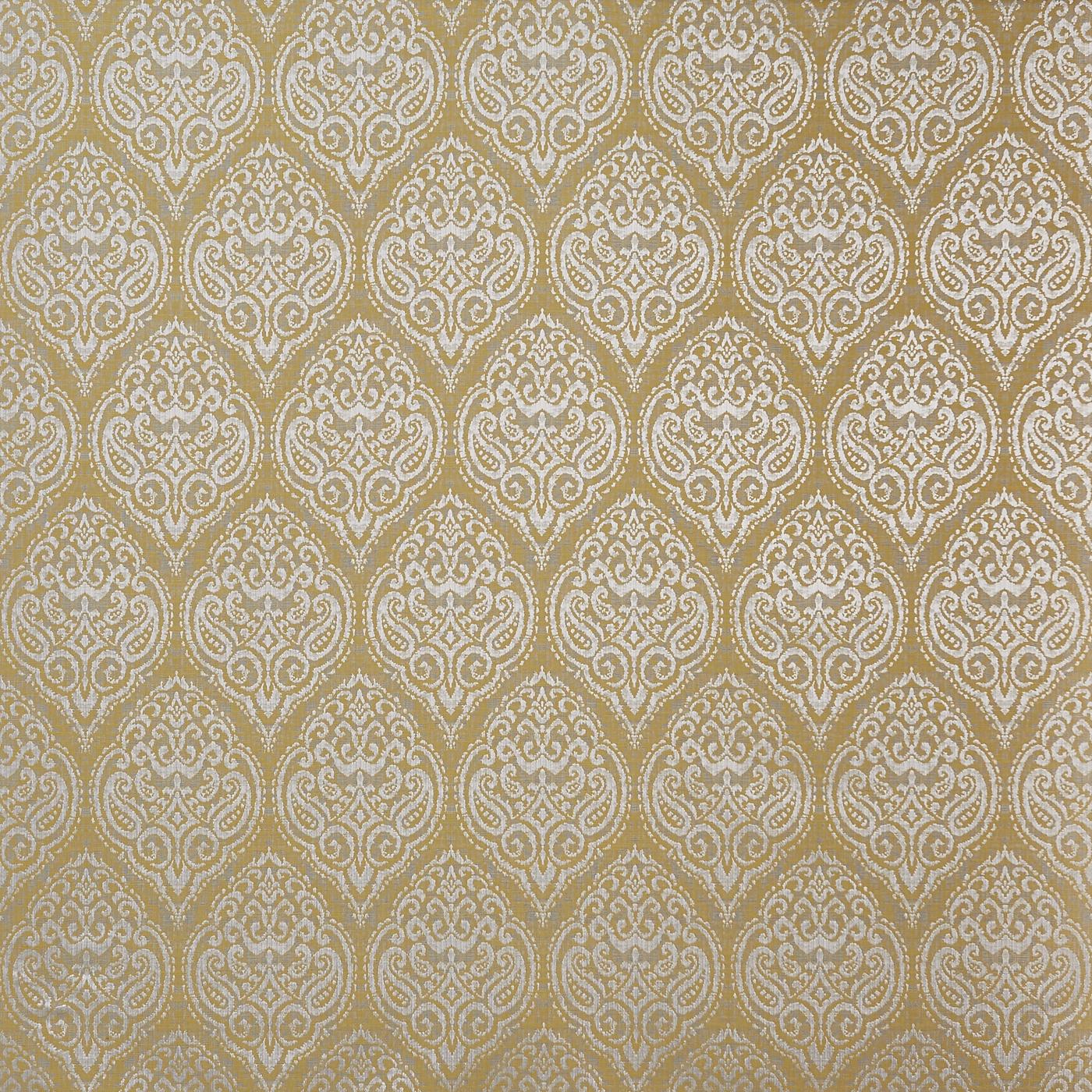 Emotion Ochre Fabric Illusion Prestigious Textiles