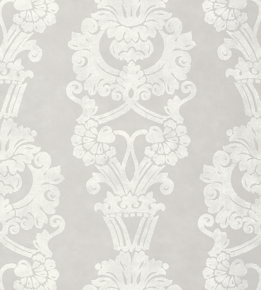 Abington Grey Wallpaper Zola Wallpaper Anna French