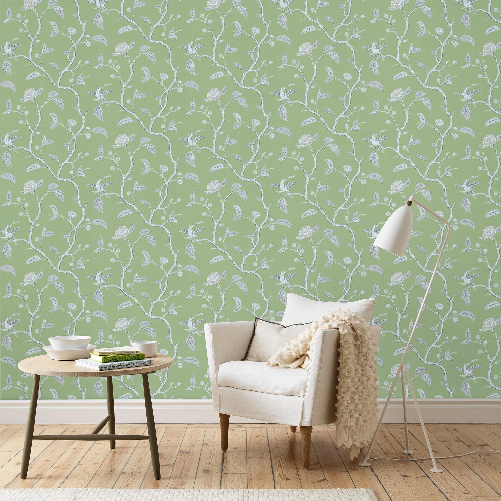 Marianne Green Wallpaper Brunnsnas Sandberg