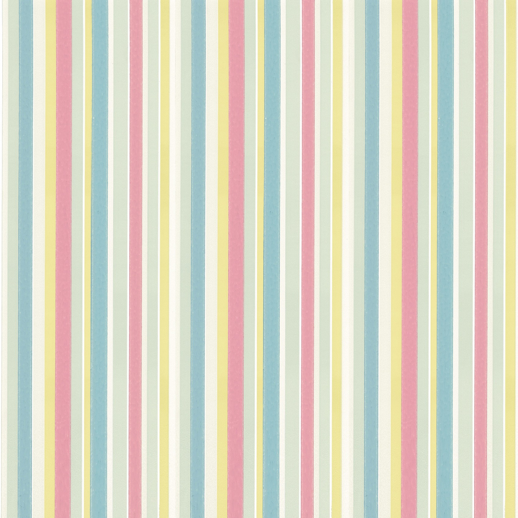 Tailor Stripe Pastel Wallpaper Painted Papers Little