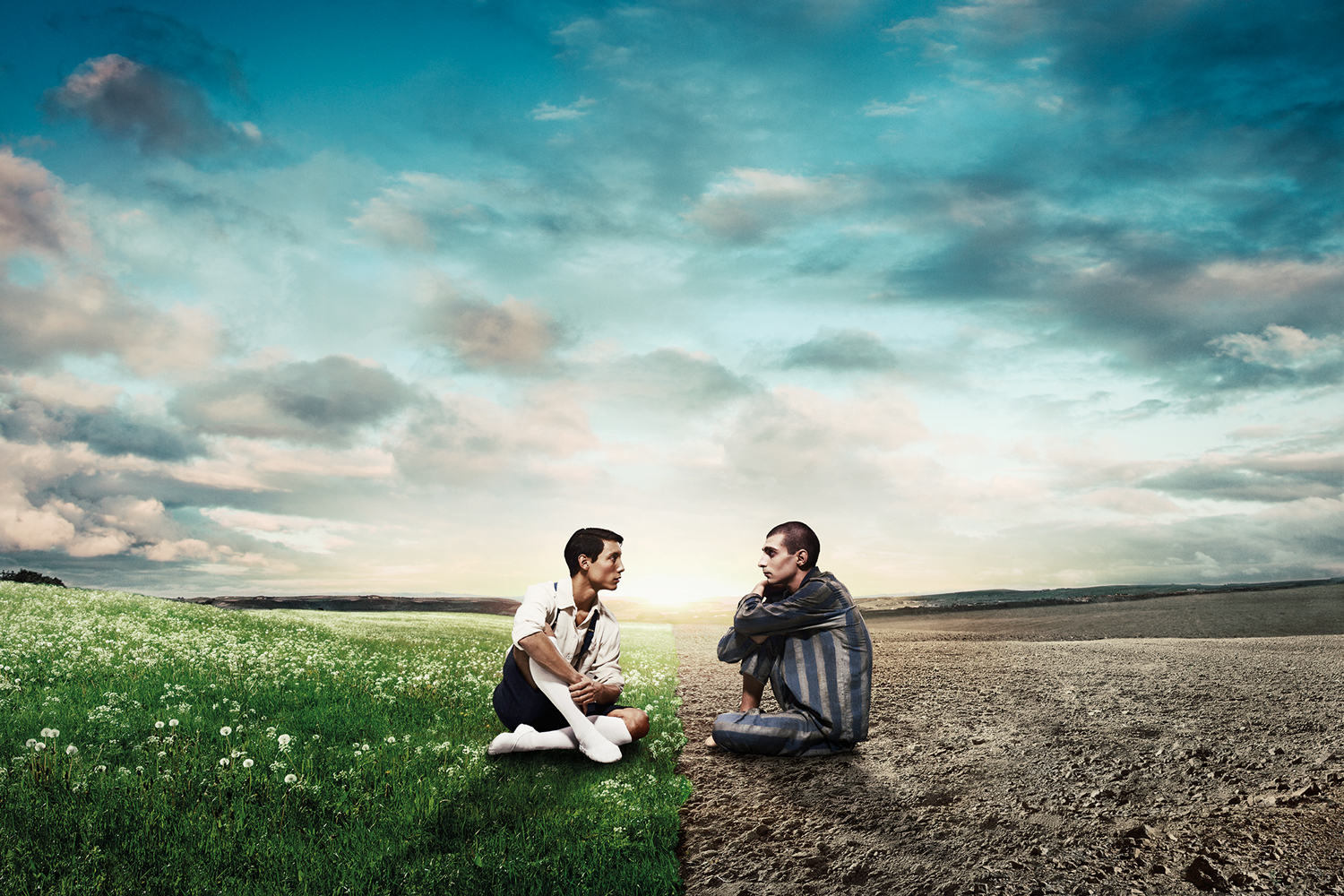 what to book the boy in the striped pyjamas town country   and striking sets that capture period details while hinting at symbolic meanings the boy in the striped pyjamas avoids the danger of over r ticising