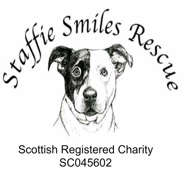 Staffie Smiles Rescue