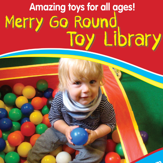 Merry Go Round Toy & Leisure Library
